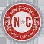 Vintage beer tasting event