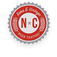 NC Rare & Vintage Beer Tasting