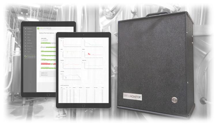BrewMonitor: Monitor Fermenations, Craft Beer Equipment