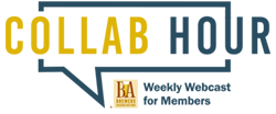 Brewers Association Collab Hour Webcast
